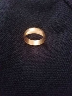 14kt gold ring, retails fir 349.95 for Sale in Chevy Chase, MD