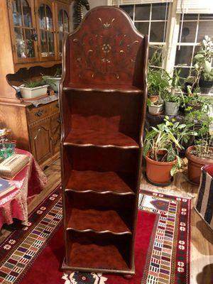 Antique wooden display shelf for Sale in Woodbridge, VA