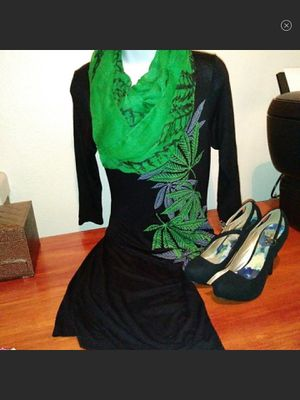 9abae31cd996f0 Long Sleeve Bodycon   Mary Jane Heels for Sale in Fresno