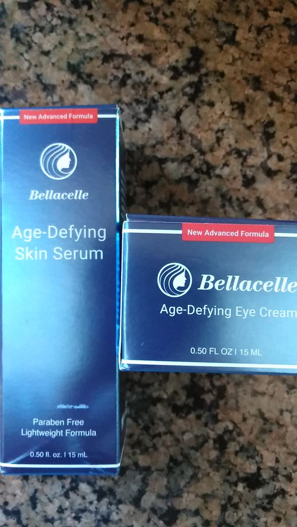Bellacelle Age Defying Skin And Eye Cream For Sale In Batavia Il