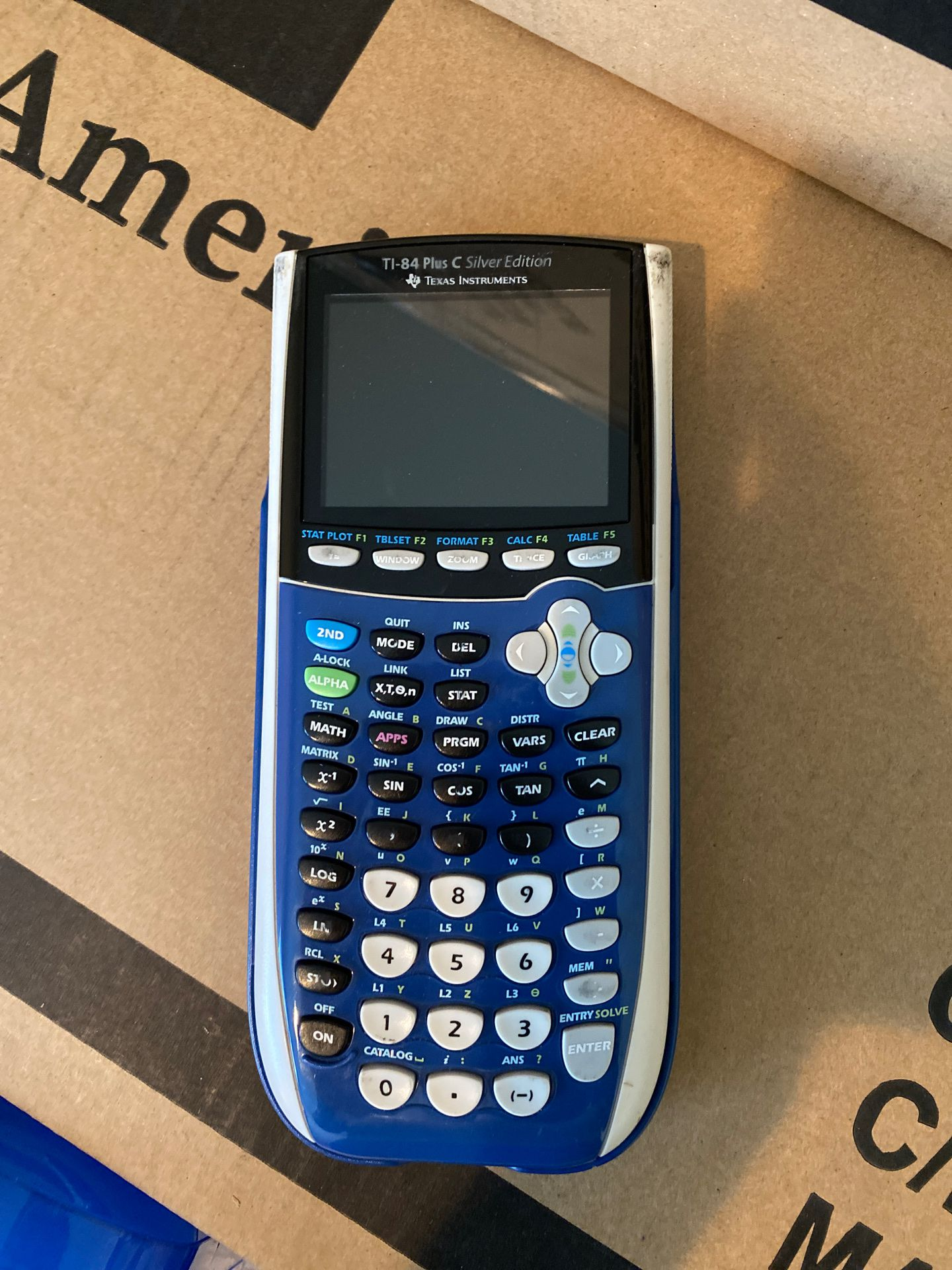 Texas Instruments TI-84 Calculator