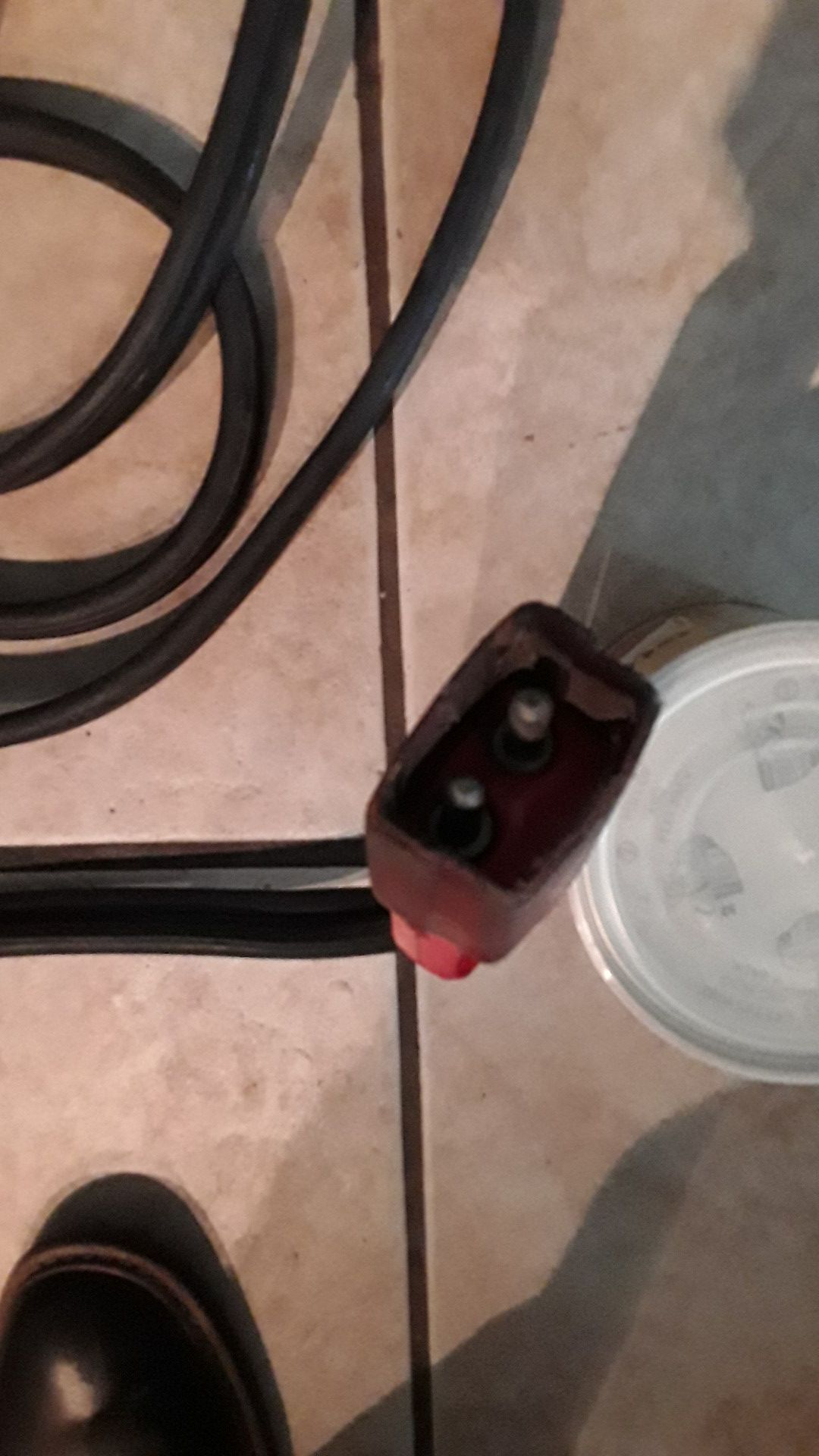 Jumping cables