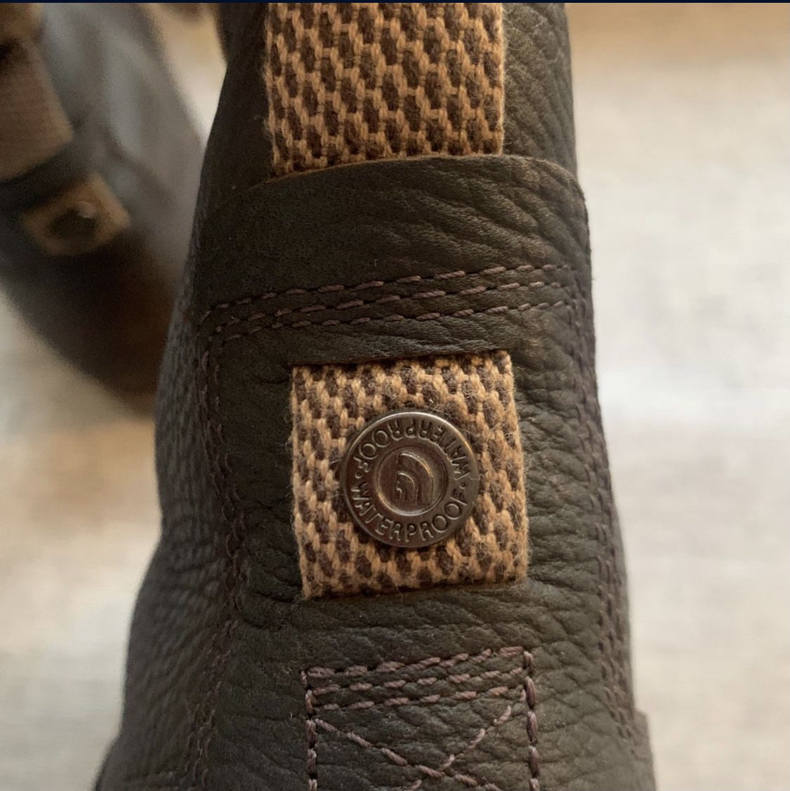 Weatherproof North Face Boots