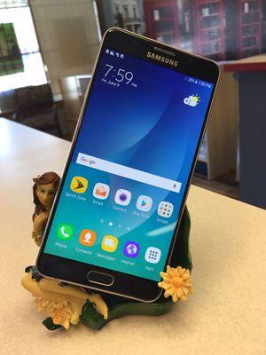 Unlocked Samsung note 5 for Sale in Seattle, WA