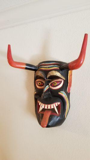 Mexico city artist mask 001 for Sale in Dallas, TX