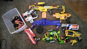 Nerf collection for Sale in Denver, CO