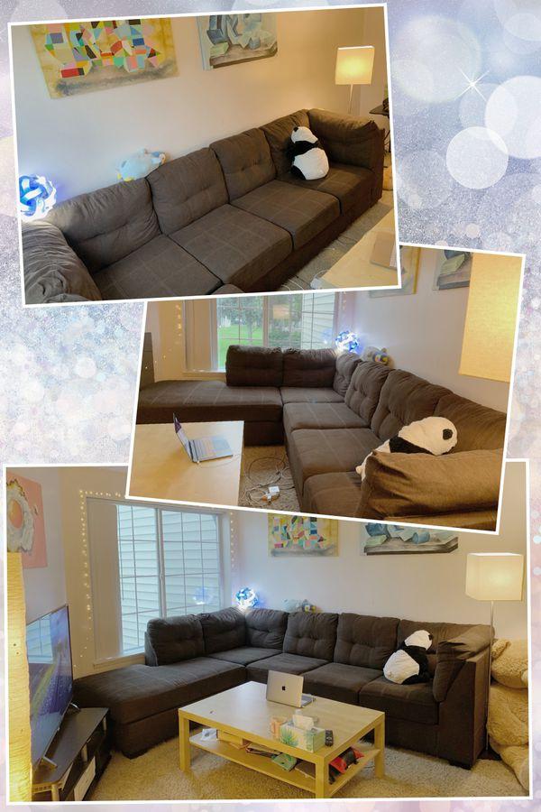 Big Corner Sofa for Sale in Eugene, OR - OfferUp