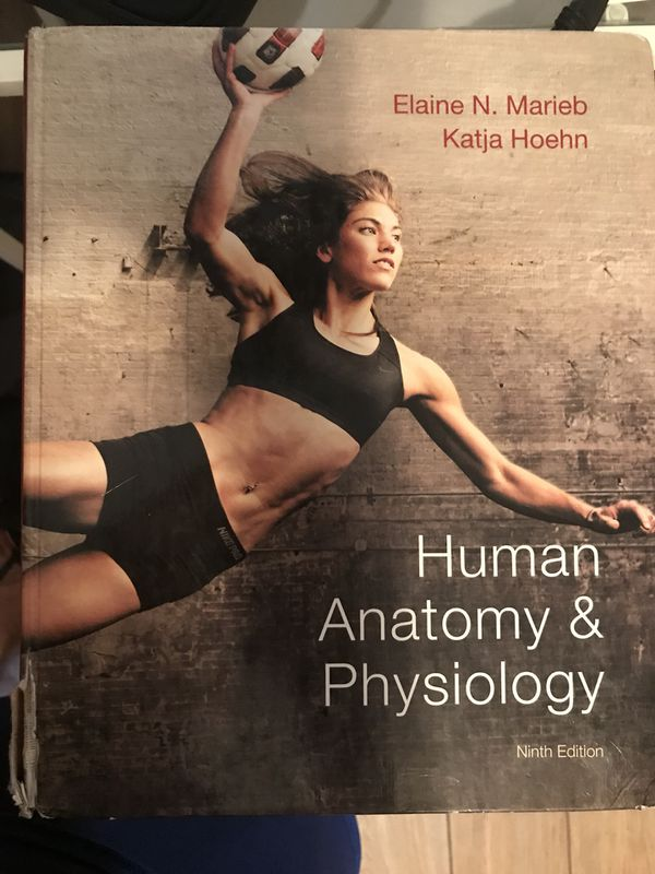 Human Anatomy Physiology Book 9th Edition for Sale in Fontana, CA ...