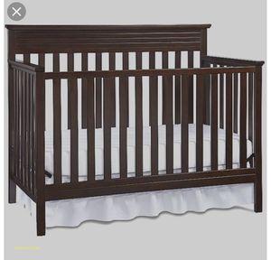 Baby Cache Convertible Crib Set - Chestnut for Sale in Springfield, VA