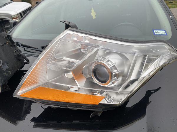 2010-2011-2012-2013 Cadillac SRX pair of headlights for ...