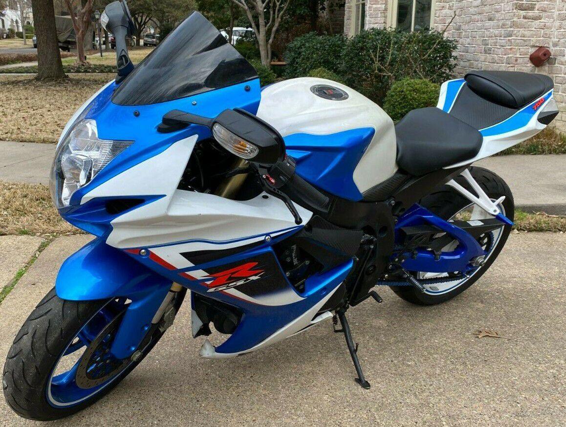 Photo  FOR SALE 2013 Suzuki GSXR Final Price$1000