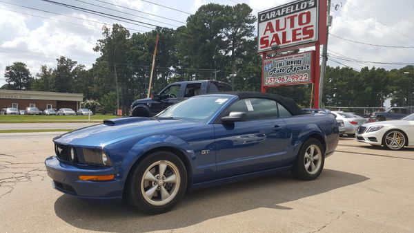 2008 Ford Mustang Gt V8 104 000 Miles