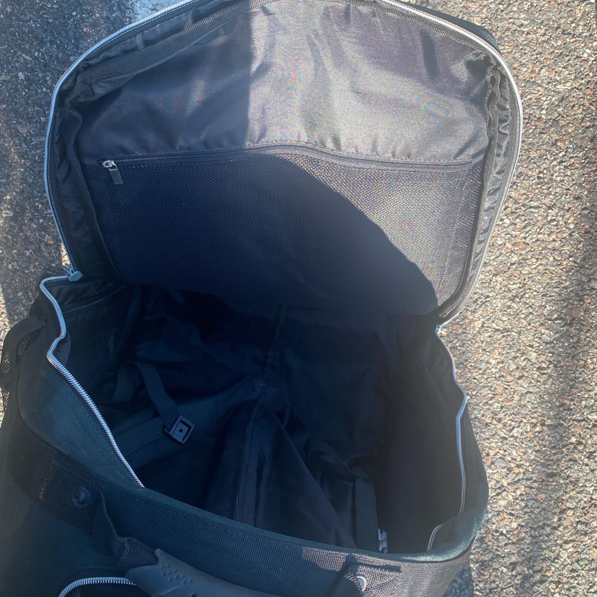 IKEA Backpack With Wheels
