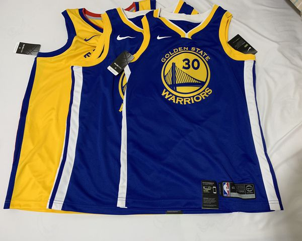finest selection 8fc82 1778a Golden State Warriors Jersey ( Mens Sizes ) for Sale in San Leandro, CA -  OfferUp