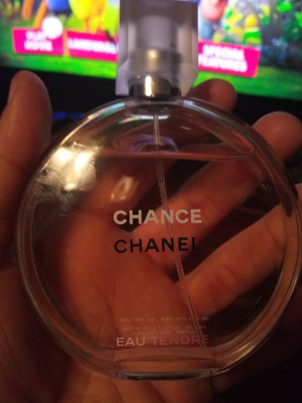 9af7e88f2c8 Full bottle of chance chanel perfume and GABRIELLE chanel perfume ...