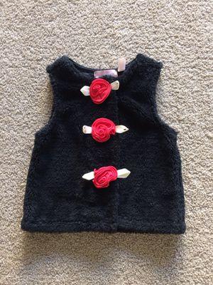 Brand new toddler cozy button vest 4t for Sale in Alexandria, VA