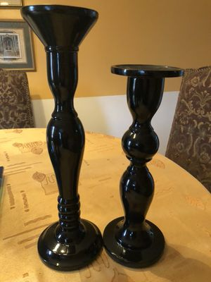 Candle holders set of 2 for Sale in Rockville, MD