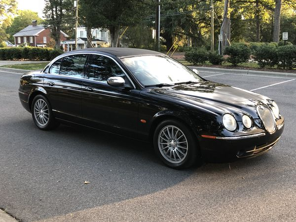 jaguar s type loaded great car cars trucks in charlotte nc offerup. Black Bedroom Furniture Sets. Home Design Ideas