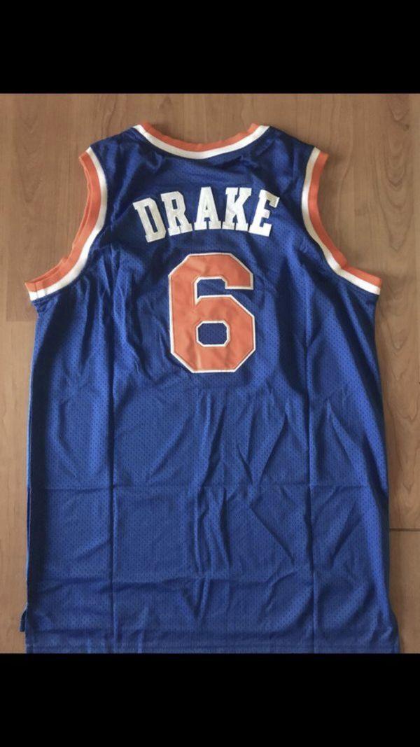 9fd9f44737b New York Knicks Drake OVO basketball jersey XL for Sale in San ...