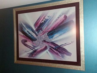 Abstract Art - Laurie Fields Titled: LUMINANT Thumbnail