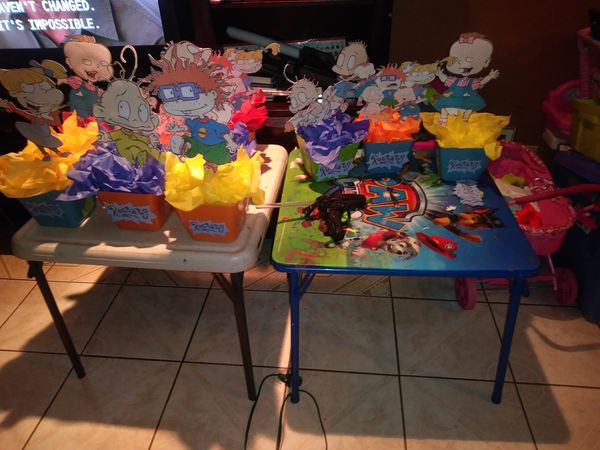 8024d50f43e51 Rugrats party decorations for Sale in Tracy