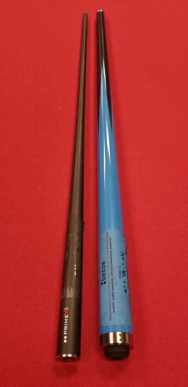Carbon Fiber BeCue Prime M Pool Cue Stick for Sale in Haslet, TX - OfferUp