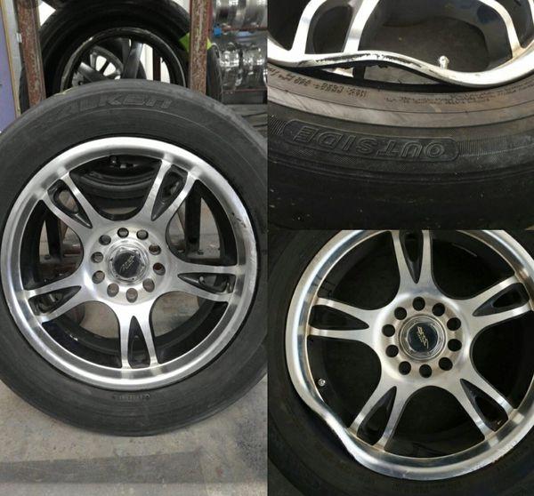 Wheel Rim Repair Crack Weld For Sale In Hemet, CA