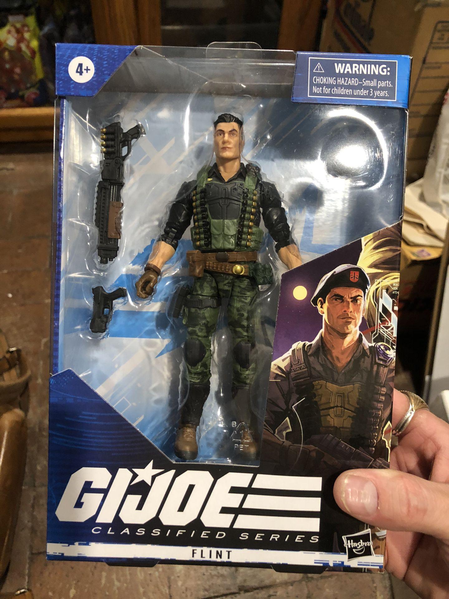 GI Joe Classified Series Flint Action Figure