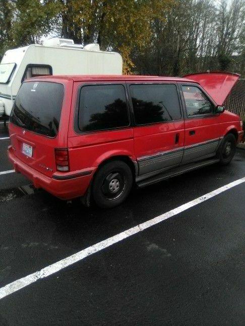 1992 Dodge caravan LT for Sale in Tacoma, WA - OfferUp