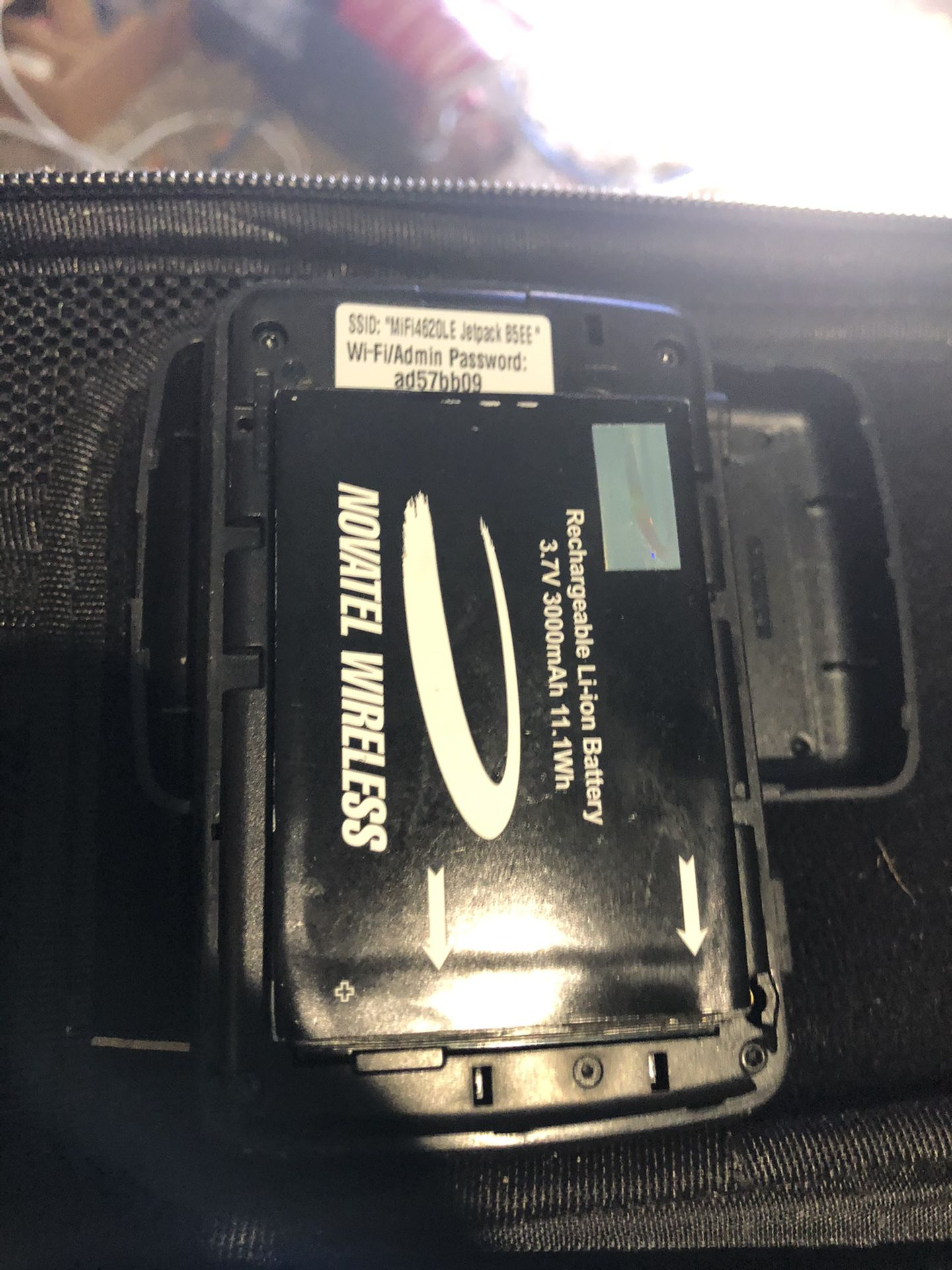 Verizon Jet pack Mifi Hot Spot