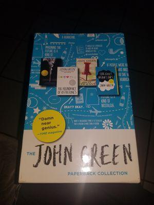John Green Box Set for Sale in Las Vegas, NV