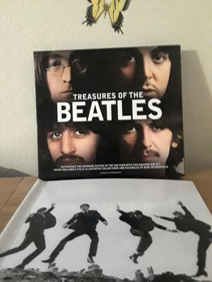 The BEATLES Treasure Book lots of PICTURES AND ARTICLES! for Sale in Salt Lake City, UT