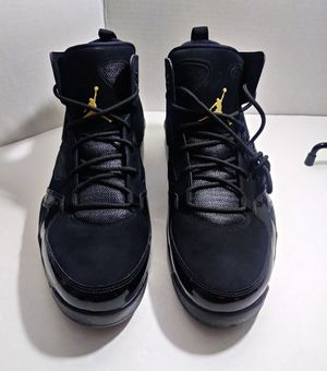 New! Nike Fight Club '91 Black and Gold Jumpman Shoe -12 for Sale in UNIVERSITY PA, MD