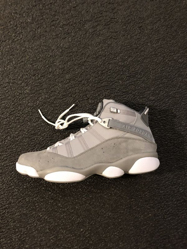 c44b8c70743692 Nike Air Jordan 6 Rings Cool Grey Mens Size 11 NEW for Sale in Saint ...