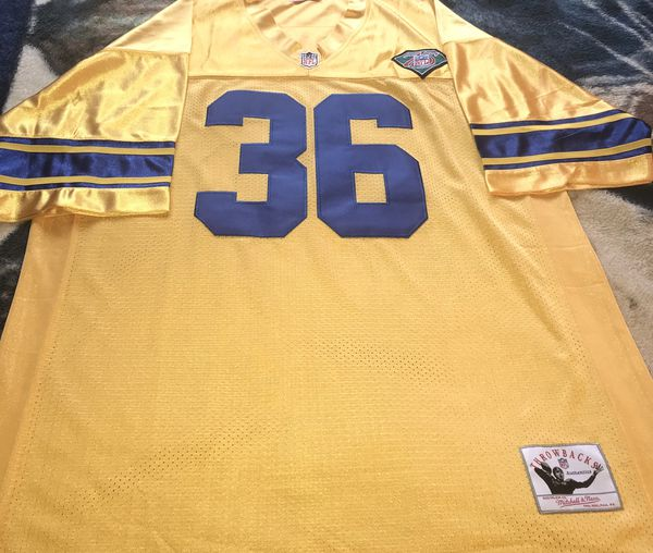 best service 2e83b fd307 LOS ANGELES RAM JEROME BETTIS THROWBACK SZ 56 for Sale in San Jose, CA -  OfferUp