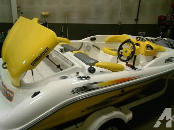 2002 Sea Doo Sportster Le For Sale In Pomona CA