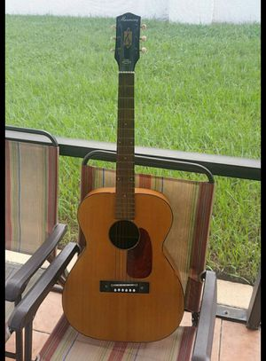 Vintage 60s Harmony H162 USA Acoustic Guitar for Sale in Kissimmee, FL