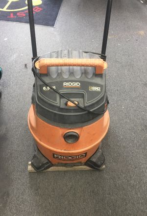 Ridgid 16gallon shop vac for Sale in Silver Spring, MD
