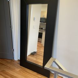 Large Modern Mirror  Thumbnail