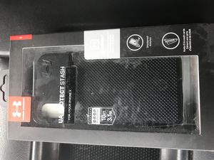 Under armour iPhone X cell phone case for Sale in Edgewater, MD