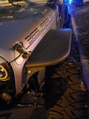 Jeep Jk smittybilt fender flares metal for Sale in Winter Park, FL