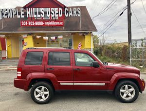 2012 Jeep Liberty RWD 4dr Limited for Sale in Fort Washington, MD