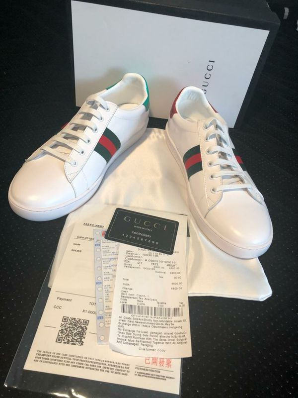 06c7e013ec2 Gucci shoes for Sale in Hayward