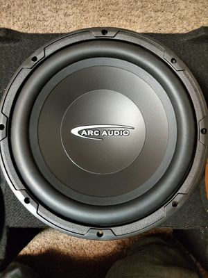 Photo 2 - 10 arc audio