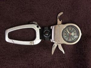 Dakota time tool Clip on pocket watch for Sale in Anaheim, CA