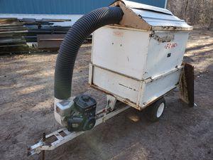 Photo Leaf bagger/vacuum