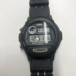 Casio Illuminator Mens Watch 1536 W-87H Thumbnail