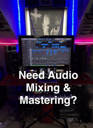 Mixing & Mastering for Sale in Denver, CO