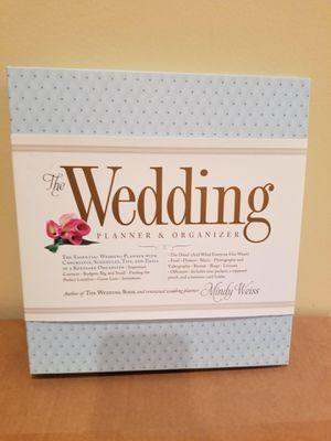 The wedding planner organizer for Sale in Rockville, MD