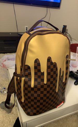 Sprayground book bag for Sale in Tysons, VA